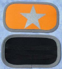 Adult Light Reflective Star Armband